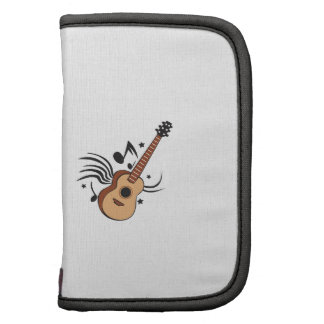 ACOUSTIC GUITAR FOLIO PLANNERS