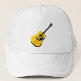 Acoustic Guitar Player Guitarist Hat