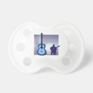 acoustic guitar player sitting bluish.png pacifier
