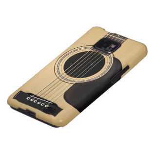 Acoustic Guitar Samsung Galaxy Cover