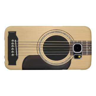 Acoustic Guitar Samsung Galaxy S6 Cases