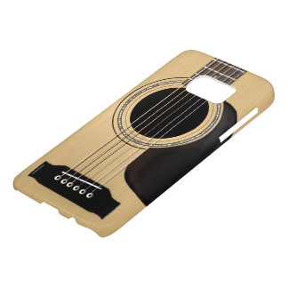 Acoustic Guitar Samsung Galaxy S7 Case