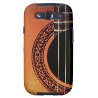 Acoustic Guitar Samsung Galaxy SIII Case