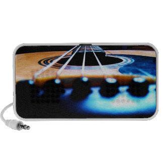 Acoustic Guitar Notebook Speaker