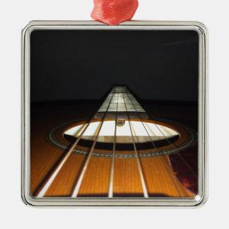 Acoustic Guitar Strings Metal Ornament