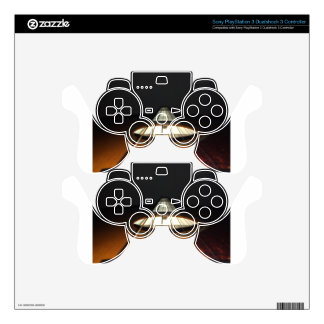 Acoustic Guitar Strings PS3 Controller Skin