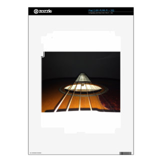 Acoustic Guitar Strings Skin For The iPad 2