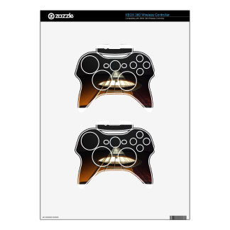 Acoustic Guitar Strings Xbox 360 Controller Decal
