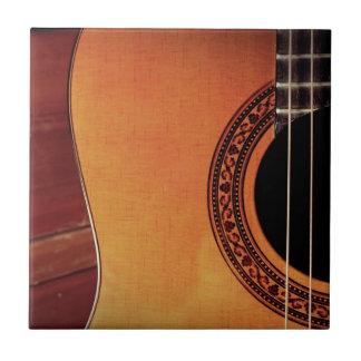 Acoustic Guitar Ceramic Tiles