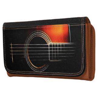 Acoustic Guitar Wallet 2 (please see description)