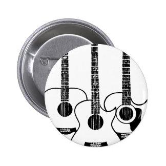 acoustic guitars - music button