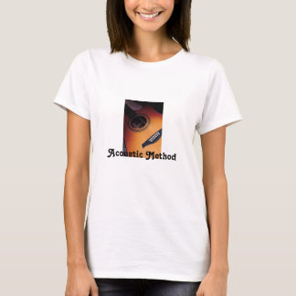 Acoustic Method T-Shirt