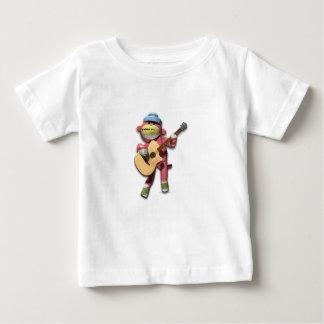 Acoustic Monkey Baby T-Shirt