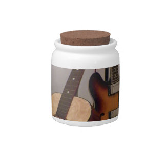 Acoustic or Electric Candy Jar