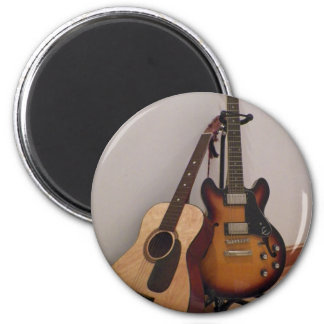 Acoustic or Electric Magnet