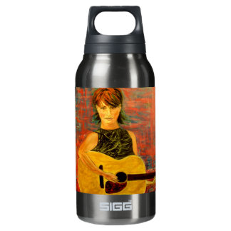 acoustic rock art SIGG thermo 0.3L insulated bottle