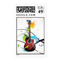 Acoustic Splash Stamp