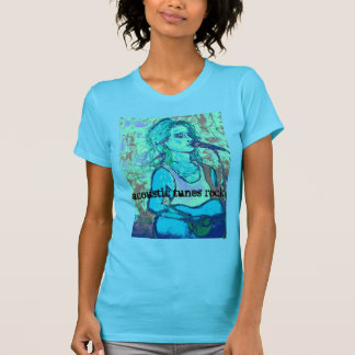 acoustic tunes rock T-Shirt