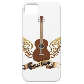 acoustic western classic guitar more player wings iPhone SE/5/5s case