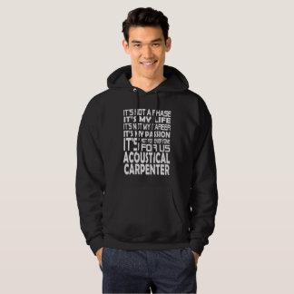 ACOUSTICAL CARPENTER HOODIE