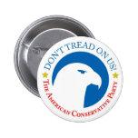 ACP New Logo Pinback Buttons