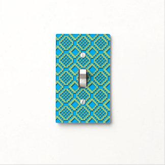 Acqua Pixel Light Switch Cover