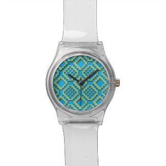 Acqua Pixel Watch