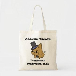Acquire Treats Classy Rocco Tote Bag