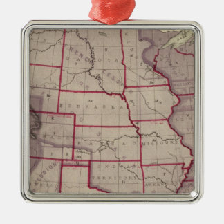 Acquisition of US Territories Ornament