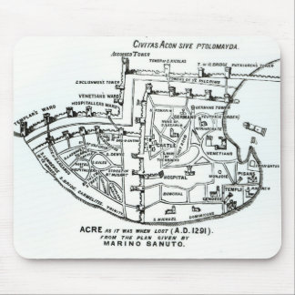 Acre as it was when lost mouse pad