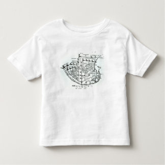 Acre as it was when lost toddler t-shirt