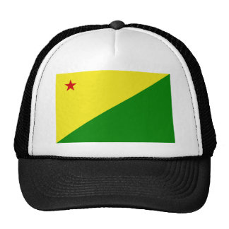 Acre, Brazil Flag Trucker Hat
