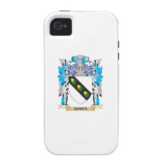Acres Coat Of Arms iPhone 4 Case