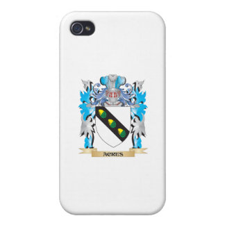 Acres Coat Of Arms iPhone 4/4S Cover
