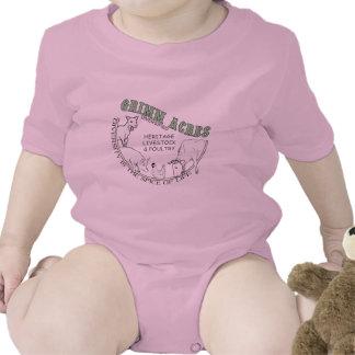 Acres de Grimm, logotipo diversificado Traje De Bebé