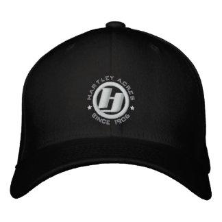 Acres de Hartley/casquillo negro Gorra De Beisbol Bordada