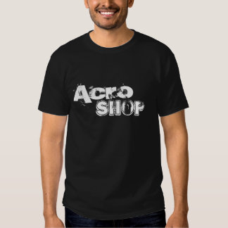Acro, Shop T Shirt
