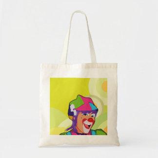 acrobat beautiful tote bag