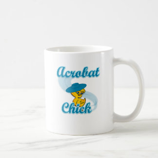 Acrobat Chick.png Coffee Mug