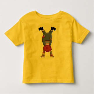 Acrobat Circus Clown Toddler T-shirt