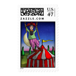 Acrobat Dreams, Postage