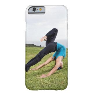 Acróbatas y contorsionistas funda de iPhone 6 barely there