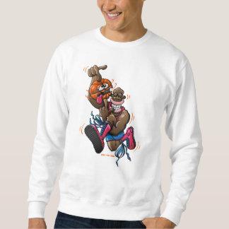 Acrobatic Basketball Sweatshirt