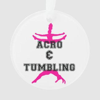 Acrobatics and Tumbling Ornament