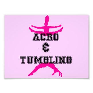 acrobatics and tumbling photograph