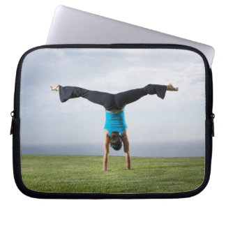 Acrobats and Contortionists 2 Laptop Sleeve