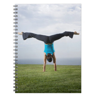 Acrobats and Contortionists 2 Note Book