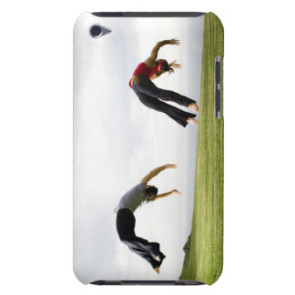 Acrobats and Contortionists 3 iPod Case-Mate Case