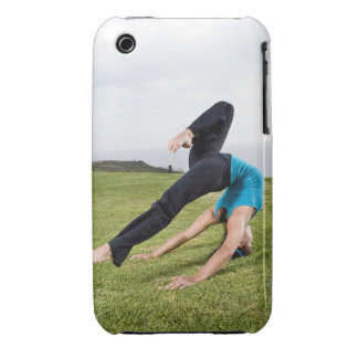 Acrobats and Contortionists iPhone 3 Cases