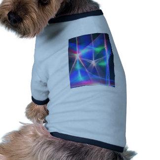 acrobats of light pet tee shirt
